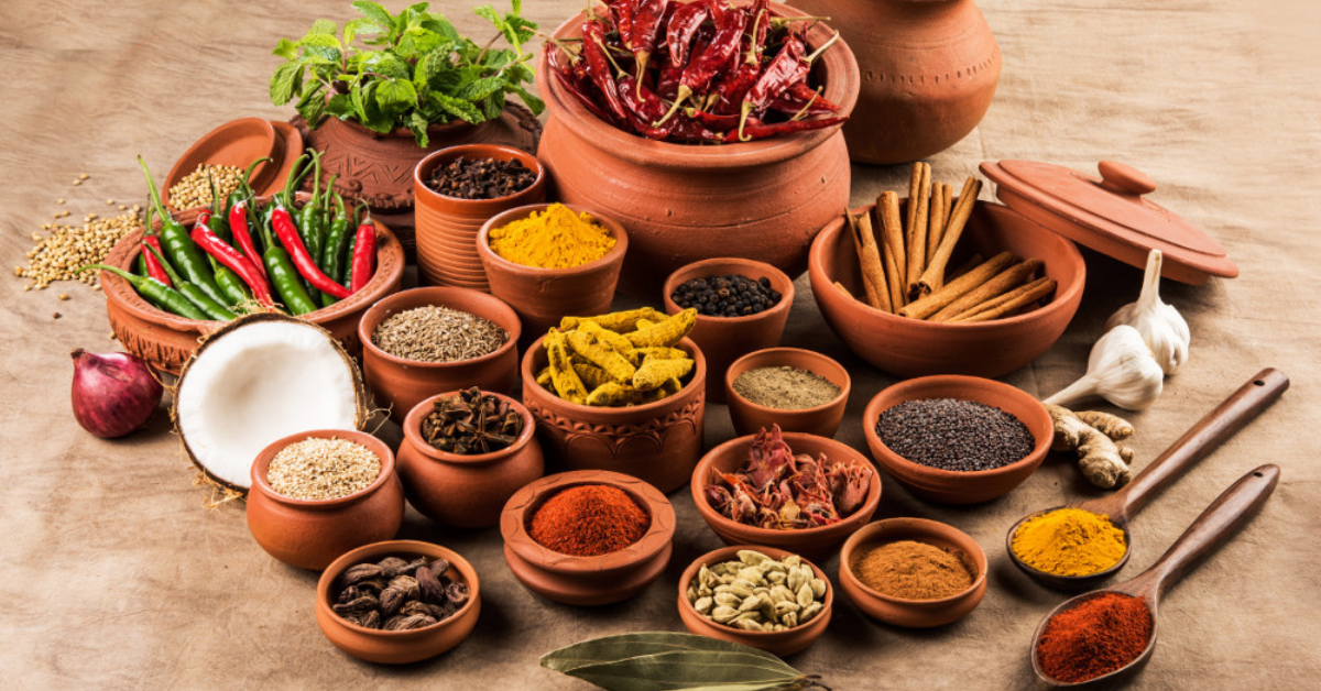 Indian Spices & Flavor