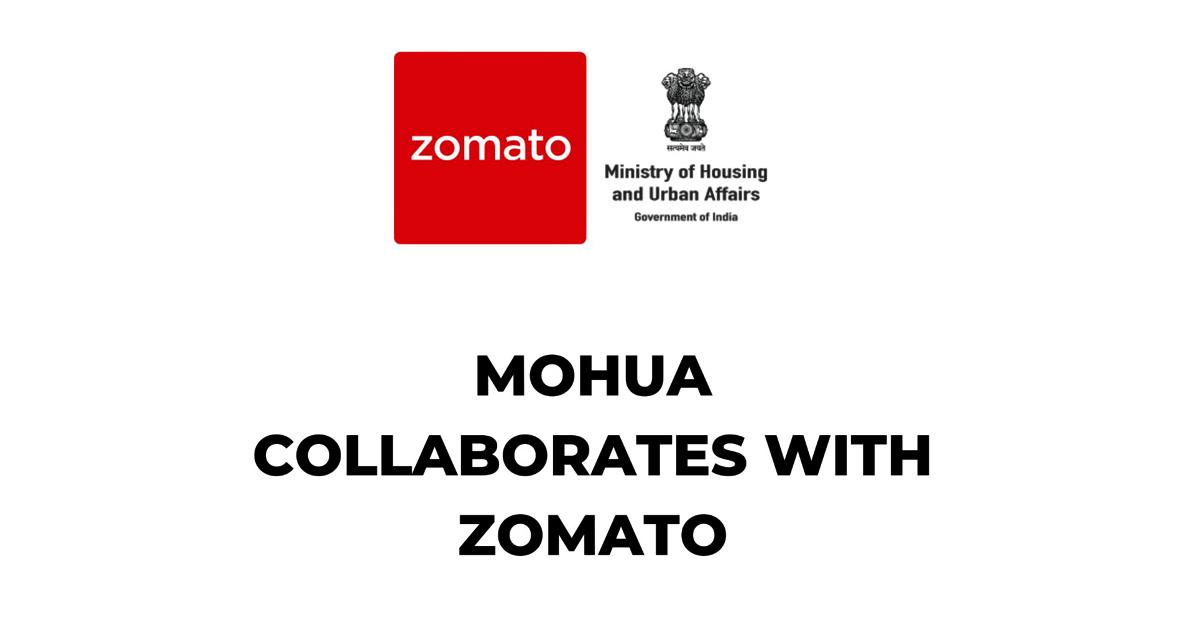 MOHUA with Zomato