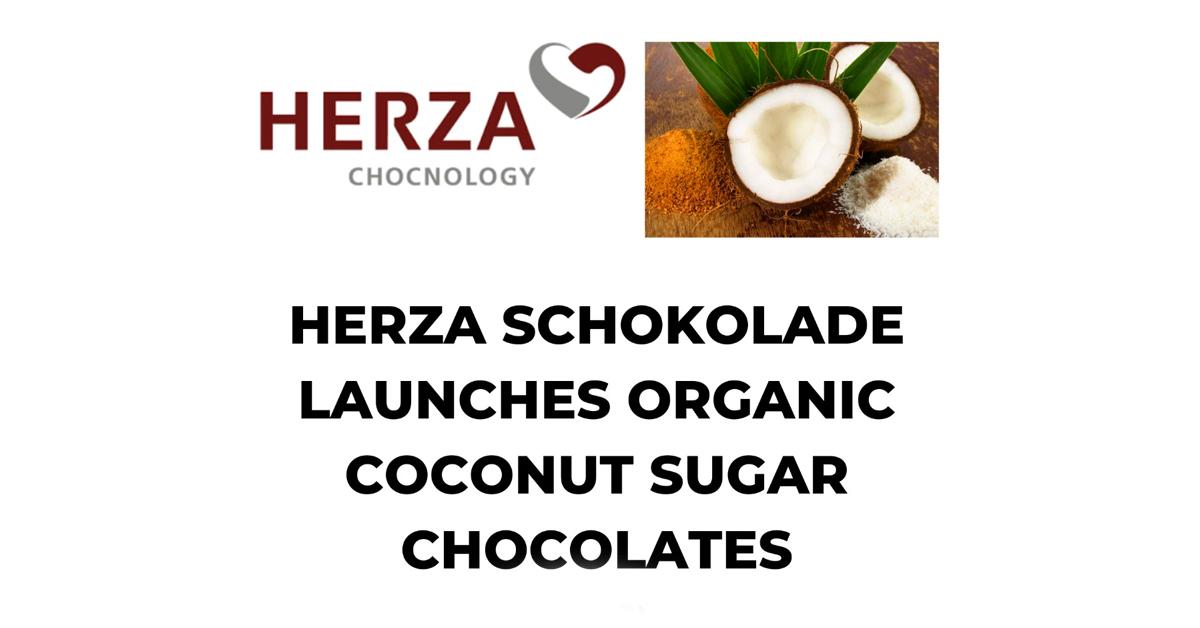 Herza Coconut Sugar Chocolates