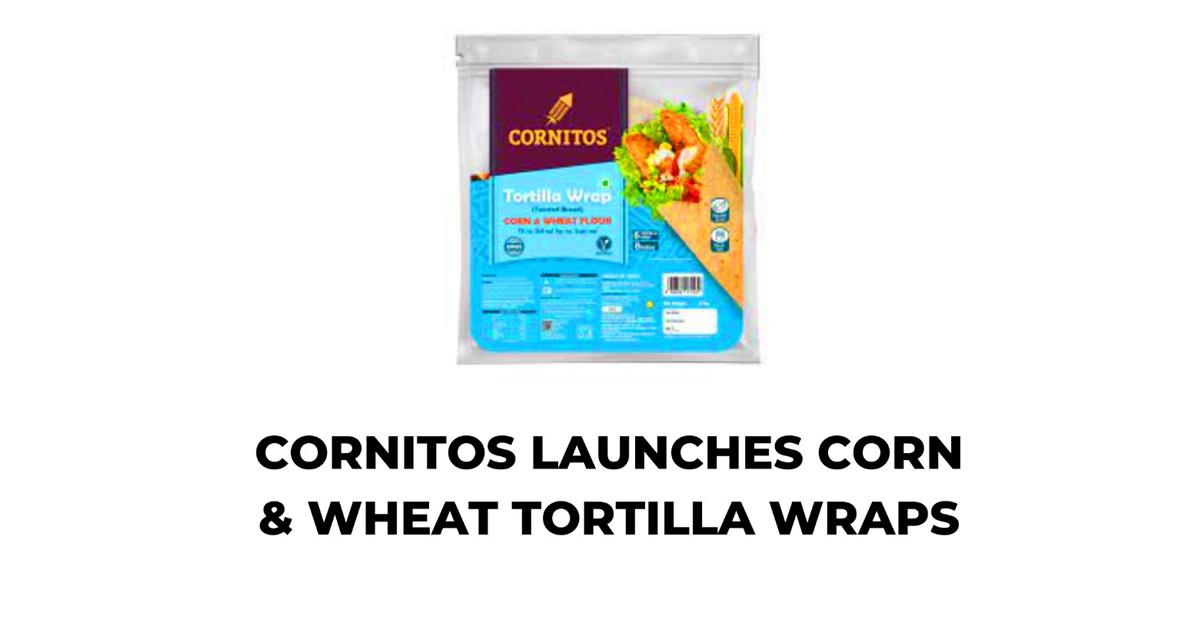 Cornitos corn wheat wraps