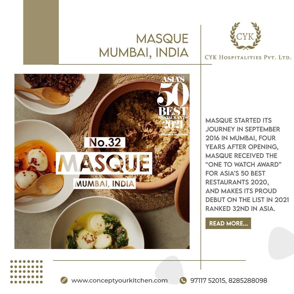Masque, Mumbai India